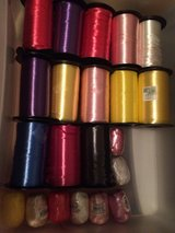 Extra Large Spools of Ribbon in Chicago, Illinois