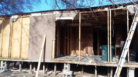 Materials 2x4s Tin Roof 1000 sq ft in Conroe, Texas