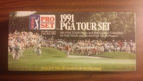 1991 Professional Golf Association Tour in Fort Riley, Kansas