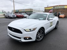 2016 FORD MUSTANG ECOBOOST COUPE 2D 4-Cyl 2.3 TURBO Liter in Fort Campbell, Kentucky
