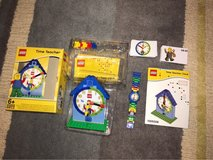 Lego watch&clock learning set in Tinley Park, Illinois