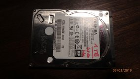 Laptop Harddrive Toshiba SATA 1 TB in Ramstein, Germany