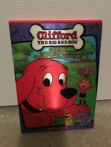 Clifford The Big Red Dog-Everyone Loves Clifford! And Good Friends, Good Times dvd in Camp Lejeune, North Carolina