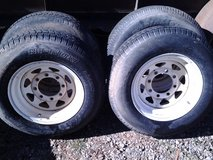 tires and rims in Alamogordo, New Mexico