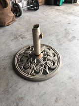 Patio Umbrella Stand in Camp Lejeune, North Carolina