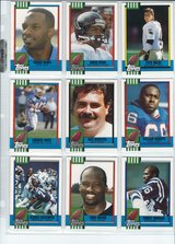 Various Lot Of Sports Trading Cards (NFL, NHL, MLB) in Fort Riley, Kansas
