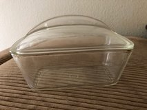 Vintage Glass Westinghouse loaf pan with lid in Camp Pendleton, California