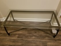 Glass Coffee Table and 2 End Tables in Fort Campbell, Kentucky
