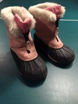 Girls Winter Thermolite Snow Boots (12) in Glendale Heights, Illinois