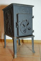 Norwegian Stove in Ramstein, Germany