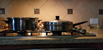 Stainless Steel Cookware in Pearland, Texas