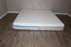 King Size Mattress HELIX DUAL EXTRA in Kingwood, Texas