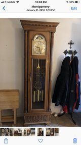 German Grandfather clock in The Woodlands, Texas