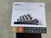 Samsung 10 camera HD security system with DVR in 29 Palms, California