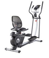 Proform hybrid 2 in 1 elliptical trainer in Fort Campbell, Kentucky