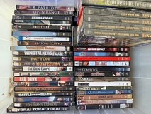Lot of 130+ DVD and Blueray movies in 29 Palms, California