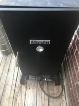 Master Forge Propane Smoker w/ propane tank in The Woodlands, Texas