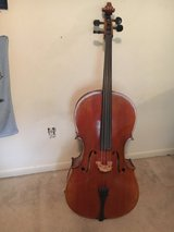 Used Lisle 4/4 Cello for KMS or Kpark orchestra in Houston, Texas