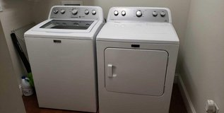 WASHER AND DRYER SET in Beaufort, South Carolina