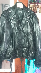 Leather Jacket (XL) in Fort Riley, Kansas
