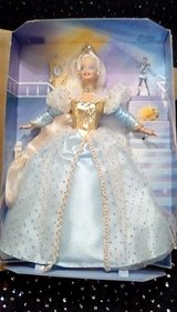 Barbie as Cinderella in Macon, Georgia