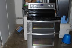 Glass top electric stove in Lawton, Oklahoma