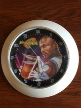 Space Jam wall clock in Naperville, Illinois