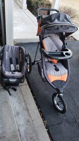 stroller in Wheaton, Illinois
