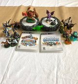 SKYLANDERS Giants and Sypros Adventures - PS3 games and lot in Aurora, Illinois