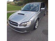 SUBARU LEGACY BL5 for parts in Okinawa, Japan