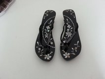 Wooden sandals size 9 in Kingwood, Texas