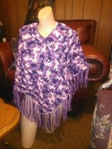 Child/ Teen Fringed Poncho in Fort Leonard Wood, Missouri