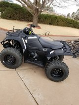 2018 Suzuki Kingquad in Dyess AFB, Texas