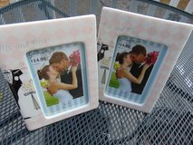 NEW with tag CUTE Mr. & Mrs. Frames in Aurora, Illinois