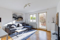 Exclusive 2 room apartment with large terrace and garage in the heart of Stuttgart in Stuttgart, GE