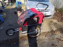 bike trailer buggy in Lakenheath, UK