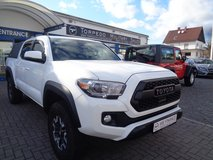 2018 TOYOTA TACOMA CEW TRD OFF ROAD AWD in Ramstein, Germany