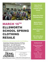 Ellsworth School Clothing Resale in Wheaton, Illinois