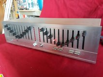 BSR EQ-110X Stereo Frequency Equalizer in Joliet, Illinois