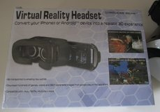 Virtual Reality Headset Video Games Head Gear in Fort Campbell, Kentucky