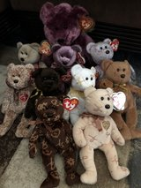 1999 -2007 Signature Beanie Babies and Beanie Buddy in Tomball, Texas