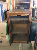 Vintage stereo cabinet real wood Not pressboard in 29 Palms, California