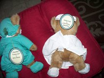 NURSE SPARKLE MEDICAL BEAR in Fairfield, California