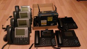Cisco IP Phones and Switch for Sale: in Stuttgart, GE