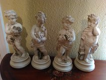 Vintage Statute Figurines Dolls $15 each in Lackland AFB, Texas