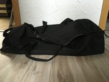 black large duffle bag in Ramstein, Germany