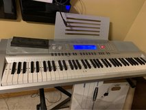 Casio electronic piano in Wheaton, Illinois