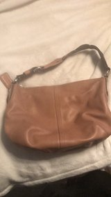 tan coach purse in Warner Robins, Georgia