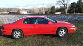 1998 Chevy Monte Carlo Z34 in Fort Knox, Kentucky