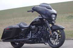 Harley Davidson Street Glide Special in Lakenheath, UK